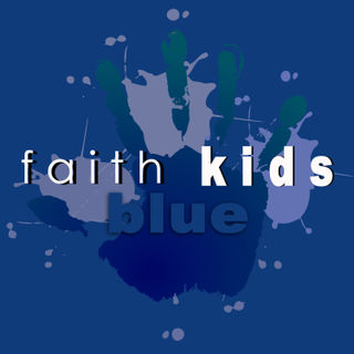 Faith kids blue