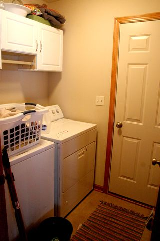 poor house design - telling stories Add Laundry Room to House