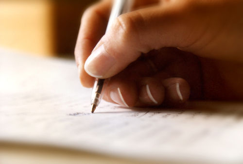 Writing_letter