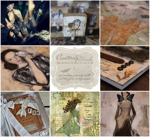 Creativelymadecollage website