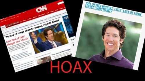 Osteen-Hoax