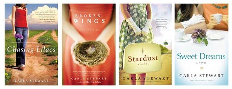 Carla's books