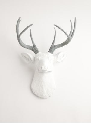 Faux deer