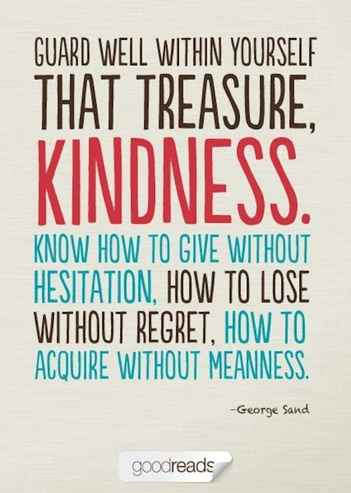 Kindness-goodreads