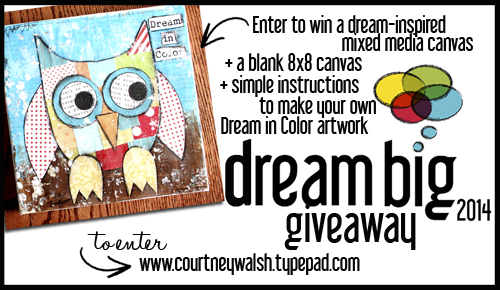 Canvas giveaway