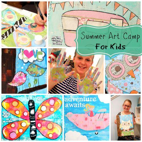 Summerartcampforkids